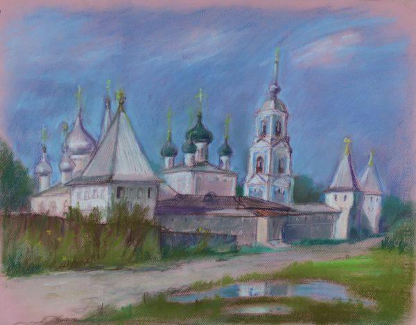 Белоснежный монастырь
