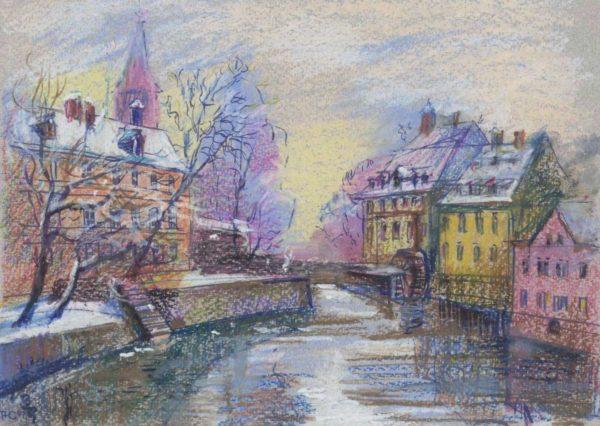 Прохладная Прага